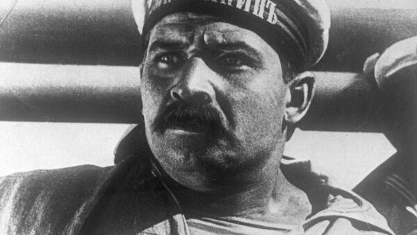 """El acorazado """"Potemkin"""", filme leyenda sobre revolución rusa - Sputnik Mundo"""