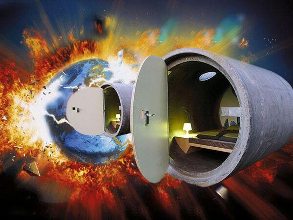 Ingeniero ruso diseña refugio para sobrevivir terremotos y guerras atómicas - Sputnik Mundo