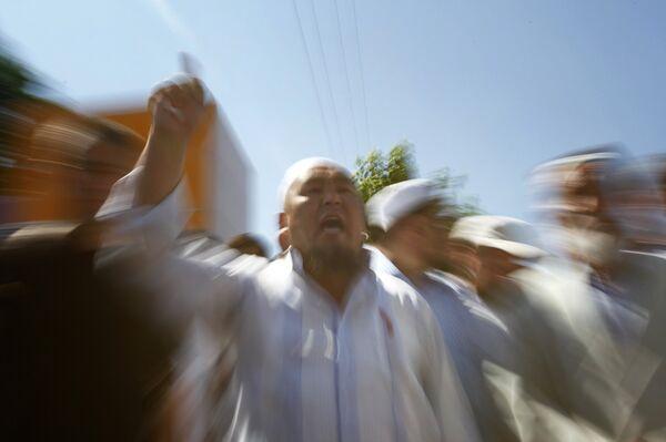 Los disturbios en Kirguizistán - Sputnik Mundo