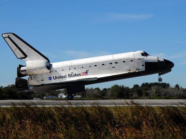 El Atlantis emprenderá su última misión espacial de los transbordadores Shuttle el próximo mes de junio - Sputnik Mundo