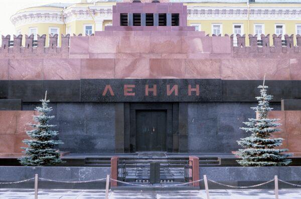 El mausoleo de Lenin cerrará por obras hasta el fin de año - Sputnik Mundo