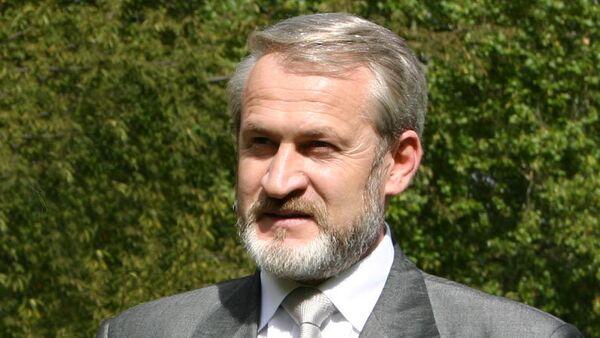 Ahmed Zakáyev - Sputnik Mundo
