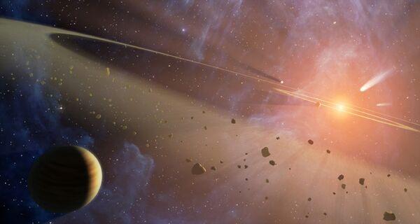 El Apophis, un 20% mayor y un 75% más pesado de lo que se pensaba - Sputnik Mundo