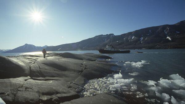 El archipiélago ártico de Spitzberg - Sputnik Mundo