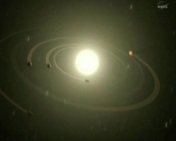 NASA descubre planetas donde el hombre puede vivir - Sputnik Mundo