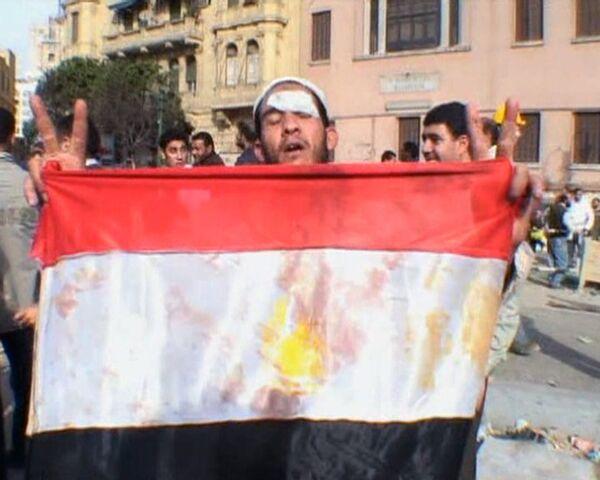 La violencia persiste en las calles de El Cairo - Sputnik Mundo