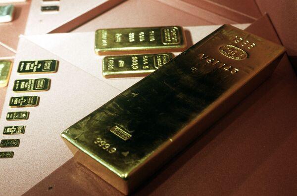 China bate récord en producción de oro en 2010 - Sputnik Mundo