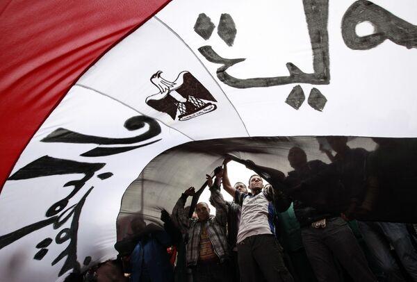 Partido islámico proscrito aspira a participar en la política en Egipto - Sputnik Mundo