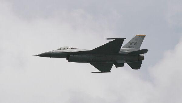 F-16 Fighting Falcon - Sputnik Mundo