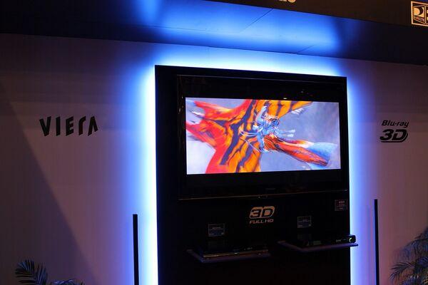 Panasonic 3D - Sputnik Mundo