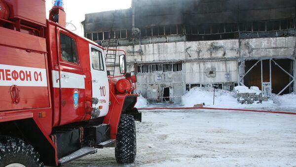 A 18 asciende el número de muertos tras incendio en ciudad rusa de Perm - Sputnik Mundo