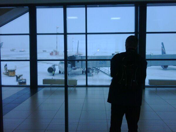 El aeropuerto internacional Sheremetyevo de Moscú - Sputnik Mundo