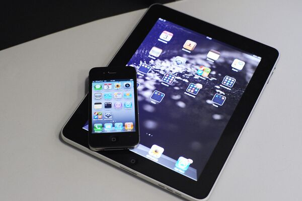 Las tabletas pueden cobrar mayor protagonismo en el mundo de aparatos tecnológicos - Sputnik Mundo