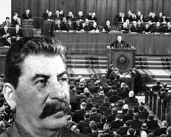 En 1956 el pueblo soviético supo la verdad sobre Stalin - Sputnik Mundo