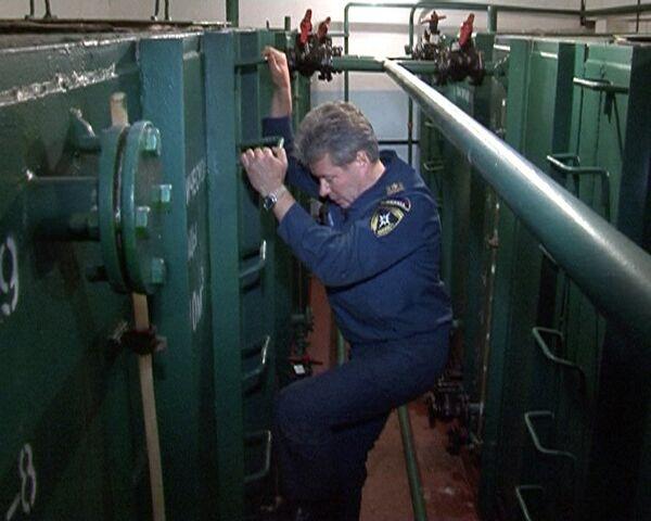 Refugio contra bombardeos en Moscú - Sputnik Mundo