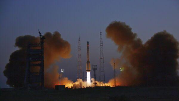 Rusia pone en órbita satélite Glonass-K de nueva generación - Sputnik Mundo