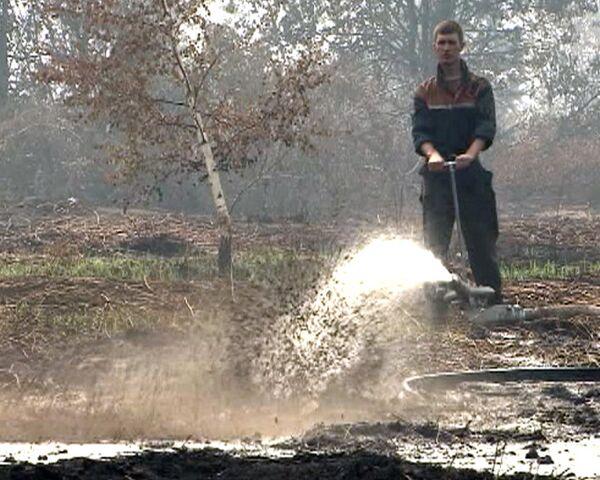 La provincia de Moscú se prepara para los incendios - Sputnik Mundo