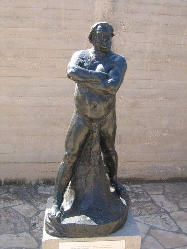 Estatua de Balzac, obra de Rodin, desaparece de un museo de Jerusalén - Sputnik Mundo