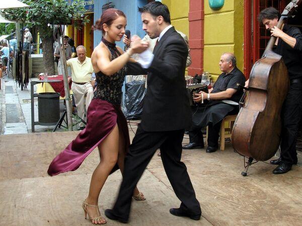 Tango Argentino - Sputnik Mundo