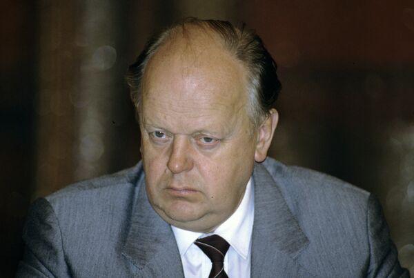 Stanislav Shushkévich - Sputnik Mundo