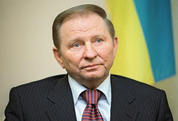 Leonid Kuchma - Sputnik Mundo