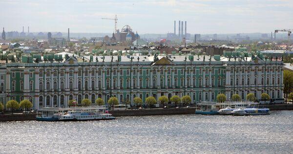 Museo del Hermitage - Sputnik Mundo