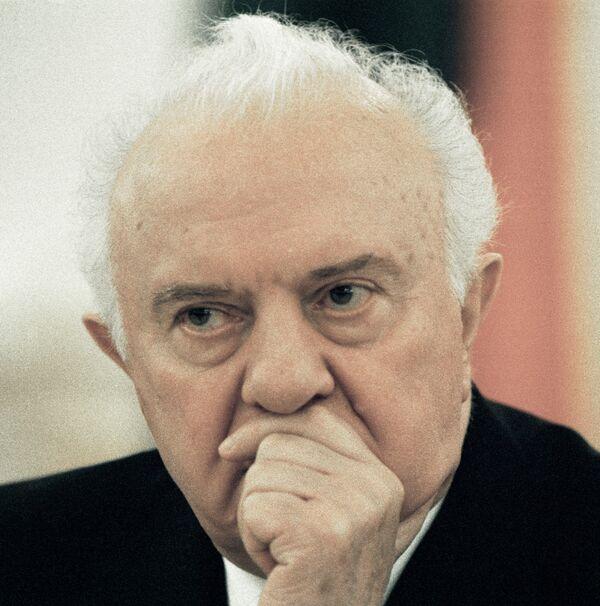 Eduard Shevardnadze - Sputnik Mundo