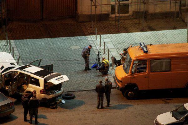 Tribunal autoriza arresto de un hombre detenido con bomba en Moscú - Sputnik Mundo