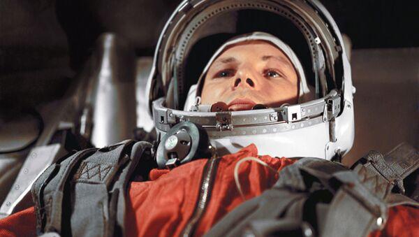 Yuri Gagarin, primer hombre en el espacio - Sputnik Mundo