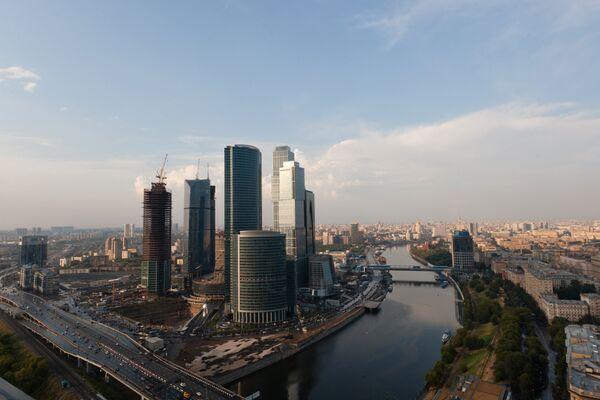 """Moscú está en el """"top ten"""" de las ciudades con oficinas más caras del mundo - Sputnik Mundo"""