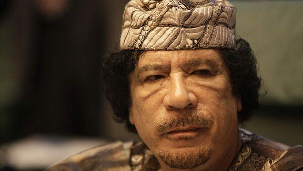 Muamar Gadafi - Sputnik Mundo