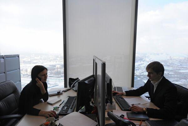 Moscú baja a la cuarta ciudad más cara del mundo en alquiler de oficinas - Sputnik Mundo