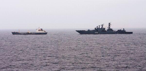 Flota rusa del Báltico  - Sputnik Mundo
