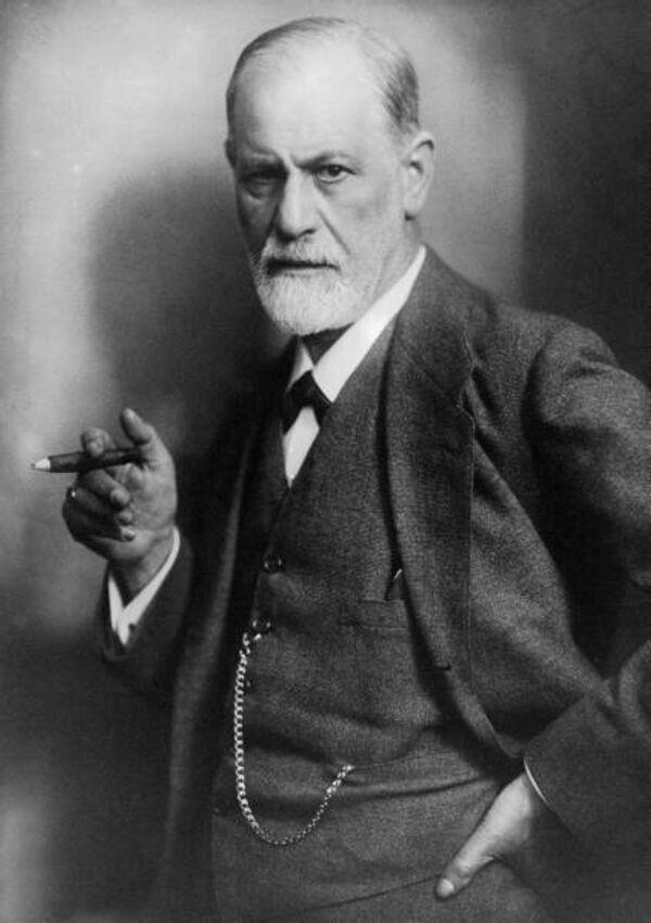 Sigmund Freud - Sputnik Mundo