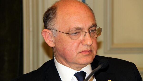 Министр иностранных дел Аргентины Эктор Тимерман - Sputnik Mundo