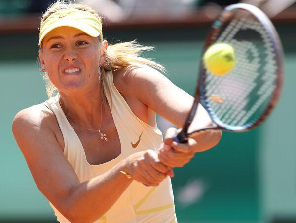 La tenista rusa María Sharápova - Sputnik Mundo