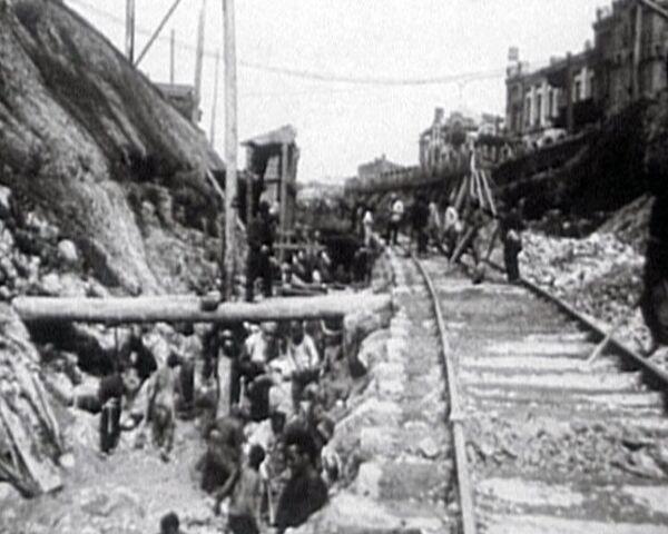 Doce días por el ferrocarril transiberiano en 1916 - Sputnik Mundo