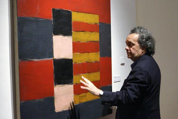 """Arte abstracto y """"Los suizos muertos"""" en una exposición en Moscú - Sputnik Mundo"""