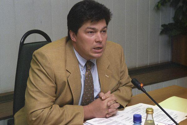 Mijaíl Marguélov - Sputnik Mundo