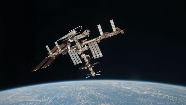 La Estación Espacial Internacional podrá servir como base para los vuelos al espacio profundo - Sputnik Mundo