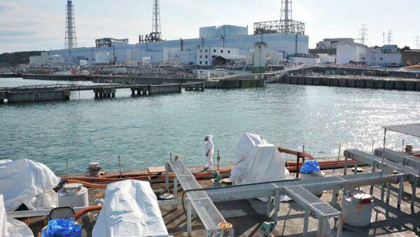 La central eléctrica de Fukushima - Sputnik Mundo
