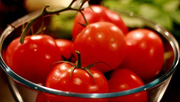 Tomates - Sputnik Mundo