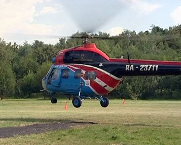 Hospital de Moscú es dotado de helicópteros ambulancia - Sputnik Mundo