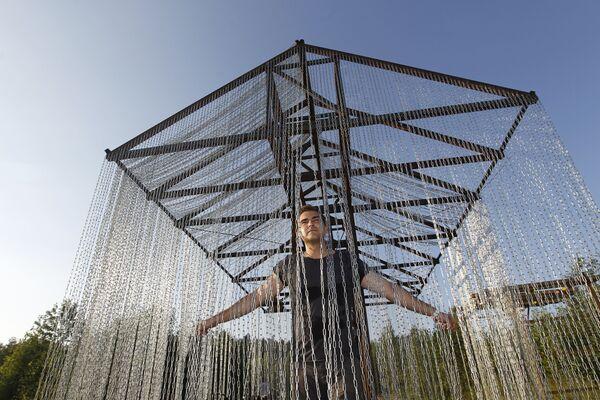 Celebran en Rusia festival de paisajismo Arjstoyanie 2011 - Sputnik Mundo