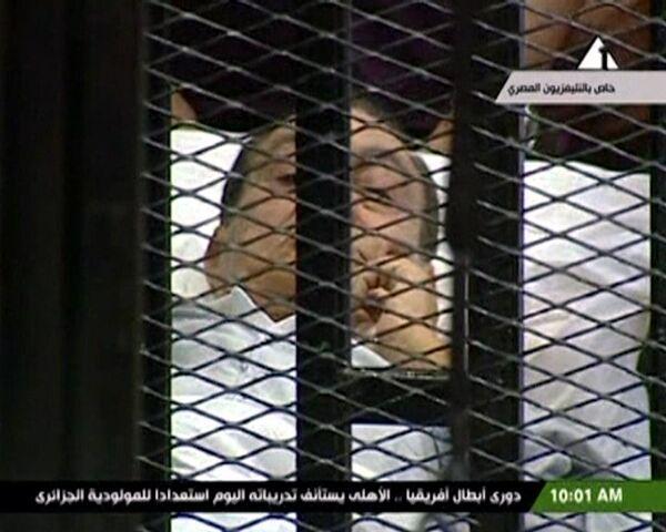 Hosni Mubarak comparece ante el tribunal en una camilla de ruedas - Sputnik Mundo