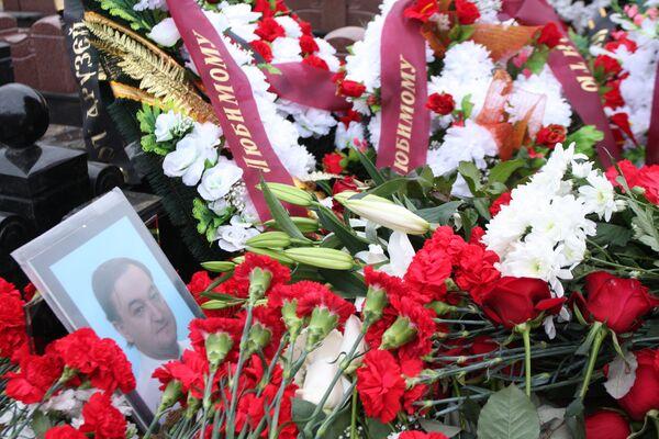 Serguéi Magnitski murió en noviembre de 2009 en una prisión preventiva, donde fue recluido por presunta evasión fiscal - Sputnik Mundo