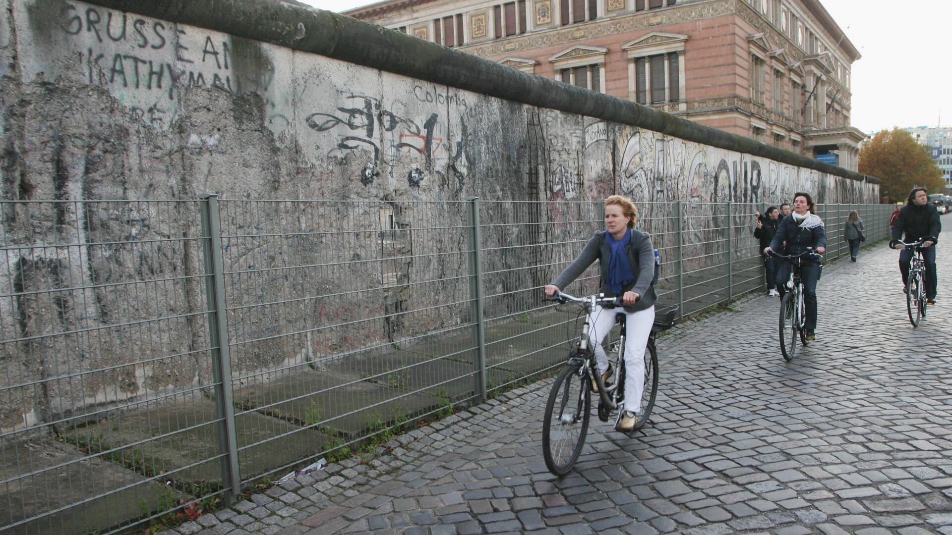 Parte del muro de Berlín - Sputnik Mundo, 1920, 13.08.2021