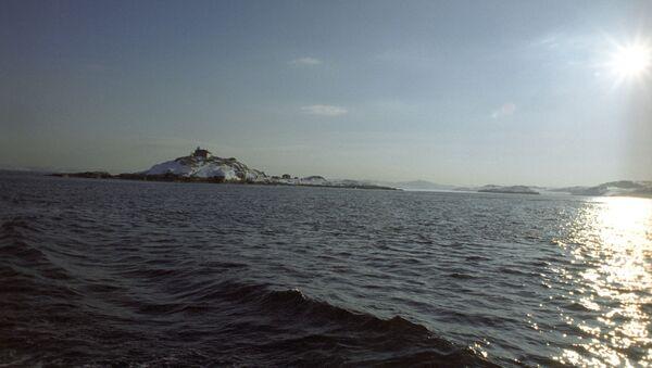 Mar de Barents - Sputnik Mundo