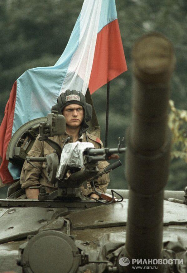 Intentona golpista de agosto de 1991 contra Gorbachov - Sputnik Mundo