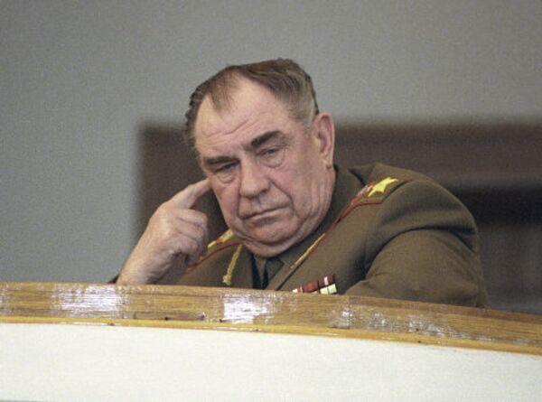 Dmitri Yazov - Sputnik Mundo